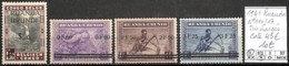 D - [842068]TB//*/Mh-c:45e-Ruanda-Urundi 1941 - N° 114/17, Surchargés, Animaux, Cultures - 1924-44: Neufs