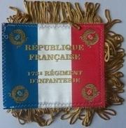 MINI DRAPEAU DU 173em RI - Flags