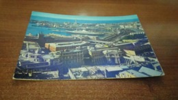 Cartolina:Genova Il Porto Viaggiata (a43) - Postkaarten