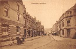 BB085 Rumelange Grand Rue Ca 1930 - Postkaarten