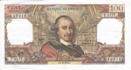 BILLETE DE FRANCIA DE 100 FRANCOS DEL 2-3-1978 CORNEILLE  (BANKNOTE) - 1962-1997 ''Francs''