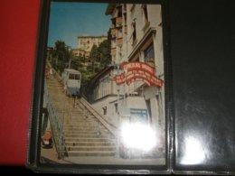CARTOLINA LUGANO FUNICOLARE DEGLI ANGIOLI - Funicular Railway