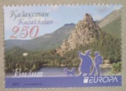 Kasachstan   Europa  Cept    Besuchen Sie Europa  2012  ** - 2012