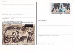 Duitsland - 14 Oktober 1993 - Sonderpostkarte - Internationale Briefmarkenbörse, Sindelfingen  - M Pso 32 - [7] West-Duitsland