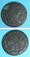 Rare Pièce De Monnaie CAROLUS IIII 4 HISP Espagne 1795 - Other