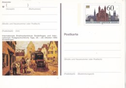 Duitsland - 11 Oktober 1990 - Sonderpostkarte - Internationale Briefmarkenbörse, Sindelfingen  - M Pso 23 - [7] West-Duitsland