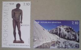 Kroatien   Europa  Cept    Besuchen Sie Europa  2012  ** - 2012