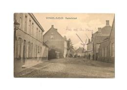 WYNKEL-St-ELOI   Kasteelstraat (1915). - Ledegem