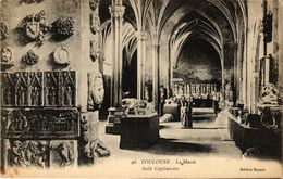 PC JUDAICA Toulouse - Le Musée - Salle Capitulaie (a1182) - Jodendom