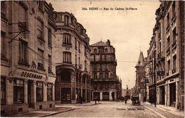 PC JUDAICA Reims - Rue Du Cadran St-Pierre (a1184) - Jodendom