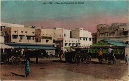 PC JUDAICA Fez - Place Du Commerce Du Mellah (a1196) - Jodendom