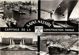 PC JUDAICA Saint-Nazaire - Capitale De La Construction Navale (a1206) - Jodendom