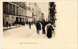 PC JUDAICA DREYFUS AFFAIR Paris - Rue Et Fort Chabrol (a1211) - Jodendom