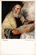 PC JUDAICA ART Vorbeter - Otto Herschel Pinx (a1223) - Jodendom