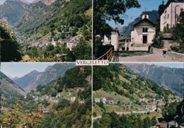 Val Onsernone, Vergeletto (6524) CM 10x15 - TI Ticino