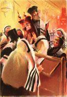 PC JUDAICA ART Vezoth Hathora (a1224) - Jodendom