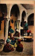 PC JUDAICA JEWISH TYPES Jewish Family (a1229) - Jodendom