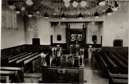PC JUDAICA SYNAGOGUE Synagoe Der Ned. Isr. Gemeente Te Enschede (a1236) - Jodendom