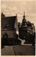 PC JUDAICA SYNAGOGUE Prague - The Old-New Synagogue (a1243) - Jodendom