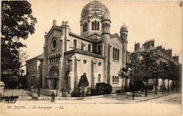 PC JUDAICA SYNAGOGUE Dijon - La Synagogue (a1246) - Jodendom