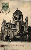 PC JUDAICA SYNAGOGUE Dijon - La Synagogue (a1247) - Jodendom