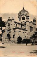 PC JUDAICA SYNAGOGUE Dijon - La Synagogue (a1248) - Jodendom