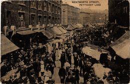 PC JUDAICA Wentworth Street, Petticoat Lane (a1269) - Jodendom