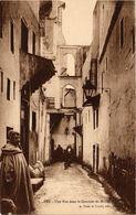 PC JUDAICA Fez - Une Rue Dans Le Quartier Du Mellah (a1273) - Jodendom