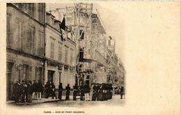 PC JUDAICA DREYFUS AFFAIR Paris - Rue Et Fort Chabrol (a1301) - Jodendom