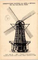 CPA PARIS (3e) - CNAM - Moulin á Vent (218982) - Musea