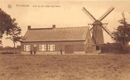 B097 Achterbroek Zicht Op Den Molen Met Hoeve 1919 - Kalmthout
