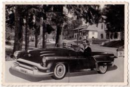 PHOTOMONTAGE : SURRÉALISME / SURREALISM - AUTOMOBILE FACTICE / DUMMY CAR - PHOTO FORAINE : BORSEC ~ 1960 - '965 (ad333) - Unclassified