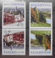 Litauen   Europa  Cept    Besuchen Sie Europa  2012  ** - 2012