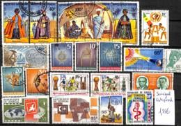 [830422]TB//O/Used-Sénégal  - Lot Obl/Used, Santé, Médecine, Religion, Personnalitées - Sénégal (1960-...)