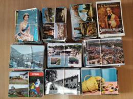 Lot 2000 CPM / CPSM Diverses Et Variées De Type Drouille ( 9,1 Kg) - Cartes Postales