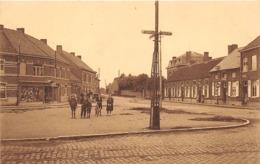 BB103 St Lievens-Houtem St Lievens-Hauthem Tramstatie Ca 1920 - Sint-Lievens-Houtem