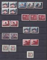 Jugoslawien - Ausgaben Der Einzelnen Volksrepubliken - Kroatien - 1945 - Sammlung - Postfrisch - 1945-1992 Socialist Federal Republic Of Yugoslavia