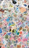 LOTTO DI CIRCA 1000 ITALIA REPUBBLICA USATI (60 Grammi Netti) - Stamps