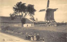 BB105 Adinkerke Paysage Molen Ca 1920 - De Panne