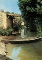 79 - Le Marais Poitevin - Venise Verte - Les Nioles, Barques à L'avant Pointu, Au Pied Des Maisons Maraichines. - Voir S - Sonstige Gemeinden