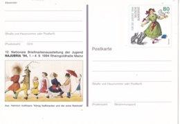 Duitsland - 11 Augustus 1994 - Sonderpostkarte - NAJUBRIA '94 In Mainz - M Pso 34 - [7] West-Duitsland