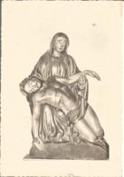 Ennezat Eglise  Collégiale  PIETA Du XVII [63] Puy-de-Dôme - Ennezat