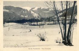 132A . Les Sports D'Hiver Au Col De Peyresourde - Luchon