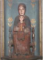 Courpiere  Vierge  Romane Eglise Du XII [63] Puy-de-Dôme - Courpiere