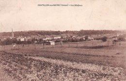 88 . N° 106597 . Chatillon Sur Saone .vue Generale . - Andere Gemeenten