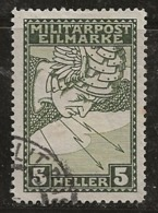 Bosnie-Herzégovine 1916 N°Y.T. : JO. 10 Obl. - Bosnie-Herzegovine