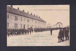 Vente Immediate Camp Du Valdahon (25) Arrivee De La Troupe (Ed. Gaillard Pretre) - Frankrijk