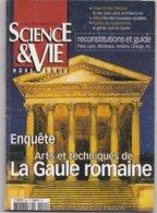 """Science & Vie  -- Hors Série -- Septembre  2003  --  N° 224  --  """"""""  La Gaule Romaine   .....  """"""""  .... - Histoire"""