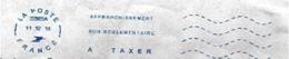 """Néopost Bleu 22865A """"A TAXER"""" Sur Enveloppe Entière _N430 - Mechanische Stempels (reclame)"""