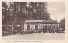 Ferch-Lienewitz - Bahnhofsrestaurant           (A-135-190424) - Allemagne